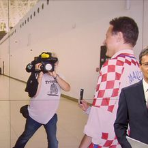 Turistkinja iz Kanade zamijenila premijera Plenkovića i predsjednika Sabora Gordana Jandrokovića (Video: Vijesti u 17h)