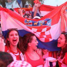 Proslava Perišićevog gola u Splitu (Foto: Ivo Cagalj/PIXSELL)