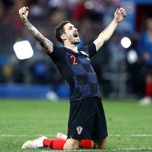 Šime Vrsaljko nakon utakmice s Engleskom