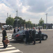 Ministar Krstičević vraća se s NATO summita američkim zrakoplovom (Foto: MORH)