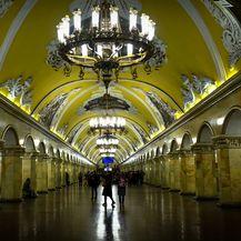 Moskovska podzemna željeznica - 1