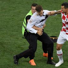 Incident na finalu Hrvatska-Francuska u finalu SP-a u Rusiji (Foto: AFP) - 5