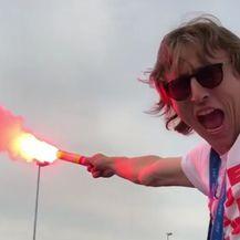 Luka Modrić (Foto: Instagram/Vedran Ćorluka)