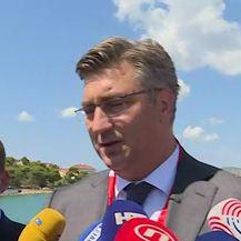 Plenković o otvaranju mosta Čiovo (Video: Dnevnik.hr)
