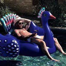 Beckhamovi Hrvatska (Foto: Instagram)