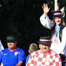 Dočeci Vatrenih diljem Hrvatske (Foto: PIXSELL) - 15