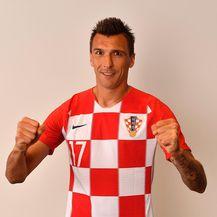 Mario Mandžukić (Foto: Instagram)