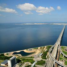 Most Sky Gate R koji spaja Kansai s kopnom