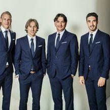 Svjetski viceprvaci u nogometu nose odijela brenda JOOP!