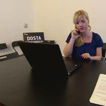 Sandra Žiga iz Udruge Franak (Foto: Dnevnik.hr)