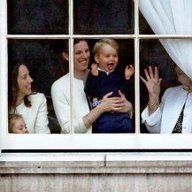 Princ George najslađi je vragolan u britanskoj kraljevskoj obitelji