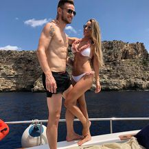 Ivan Rakitić, Raquel Mauri (FOTO: Instagram)