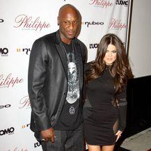 Khloe Kardashian i Lamar Odom (Foto: Profimedia)