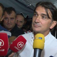 Zlatko Dalić govori o dočeku u Livnu (Foto: Dnevnik.hr)