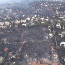 Posljedice katastrofalnog požara u Grčkoj (Foto: AFP) - 5