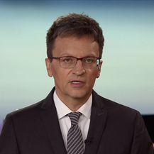 Izraelski predsjednik i hrvatska predsjednica u Jasenovcu (Video: Vijesti u 14)