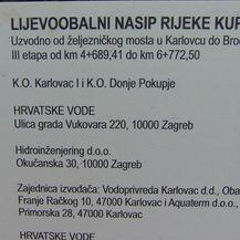 Novi nasip za Karlovčane (Foto: Dnevnik.hr) - 3
