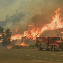 Požar u Kaliforniji (Foto: screenshot/APTN)