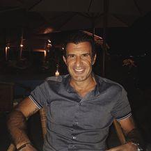 Luis Figo (Foto: Instagram)