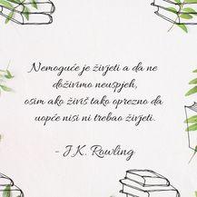 Citati spisateljice J. K. Rowling - 3