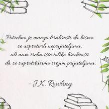 Citati spisateljice J.K. Rowling - 4