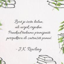 Citati spisateljice J. K. Rowling - 8