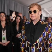 Elton John i David Furnish (Foto: Getty Images)