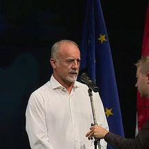 Govor Nikše Bratoša na komemoraciji (Video: dnevnik.hr)