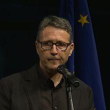 Govor Tomislava Mrduljaša na komemoraciji za Olivera Dragojevića (Video: dnevnik.hr)