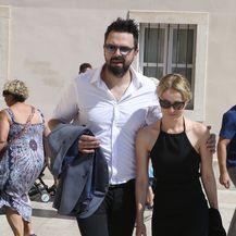 Petar Grašo i Danijela Martinović (Foto: Ivo Cagalj/PIXSELL)