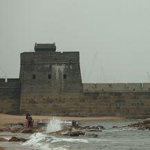 Kineski zid završava u moru