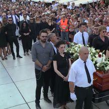 Posljednji ispraćaj Olivera Dragojevića (Foto: Dnevnik.hr)