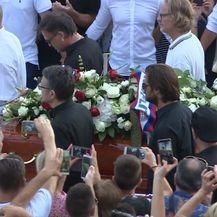 Posljednje zbogom Oliveru Dragojeviću (Foto: Dnevnik.hr)
