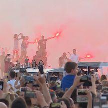 Oproštaj od Olivera Dragojevića (Foto: Dnevnik.hr) - 1