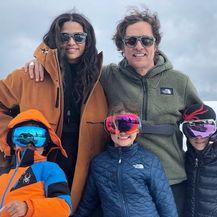 Camila Alves i Matthew McConaughey (Foto: Instagram)