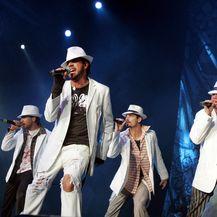 Backstreet Boys (Foto: AFP)