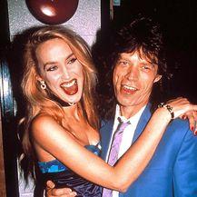Jerry Hall i Mick Jagger (Foto: Profimedia)