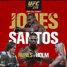 UFC 239 uživo na GOL.hr-u