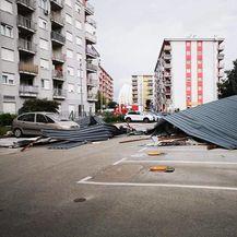 Nevrijeme u Zagrebu (Foto: Miro Malbašić) - 3