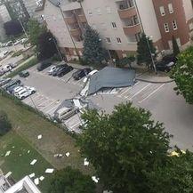 Nevrijeme u Zagrebu (Foto: Miro Malbašić) - 4
