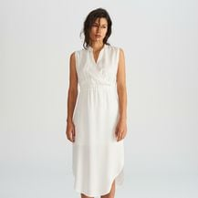 Bijele haljine iz trgovina 2019. - 8