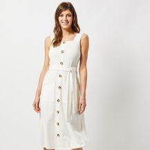 Bijele haljine iz trgovina 2019. - 9