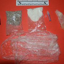 Zaplijenjena droga, ilustracija (Foto: PU zadarska)