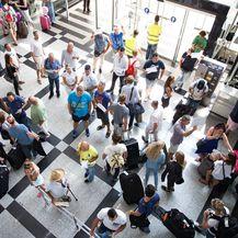 Zračna luka Split (Foto: Davor Puklavec/PIXSELL)