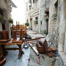 Eksplozija uništila lokal u Umagu (Foto: JVP Umag) - 3