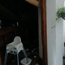 Eksplozija uništila lokal u Umagu (Foto: JVP Umag) - 4