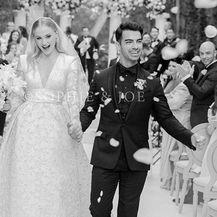 Vjenčanje Sophie Turner i Joe Jonasa (Foto: Instagram)