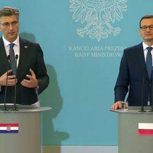 Premijer Plenković u Poljskoj (Foto: Dnevnik.hr) - 2