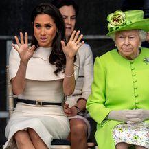 Meghan Markle i kraljica Elizabeta (Foto: Profimedia)