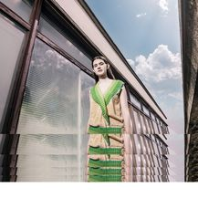 Ljetna kolekcija od pletiva modne dizajnerice Nataše Mihaljčišin